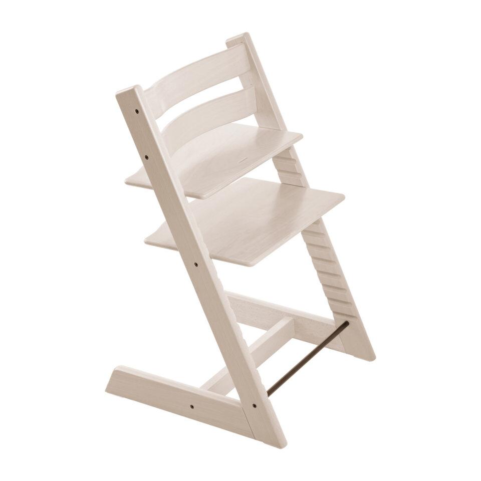 Stokke® Tripp Trapp® White Wash Kinderstoel